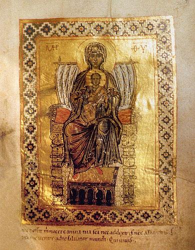 Theotokos Panachranta
